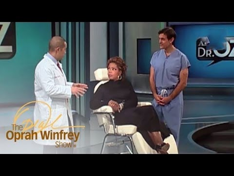 Oprah's First Acupuncture Session | The Oprah Winfrey Show |