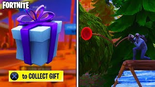 the GIFTING SYSTEM in FORTNITE... (Fortnite Battle Royale - High Stakes Event + WILD CARD OUTFIT!)
