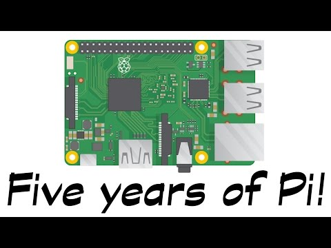 What is Raspberry Pi? - Five years of Pi!