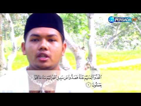 Suara Merdu Ihya' Ulumuddin Santri Ma'had As-Sunnah Lombok Timur