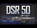 Dsr 50 And Pistol Gameplay