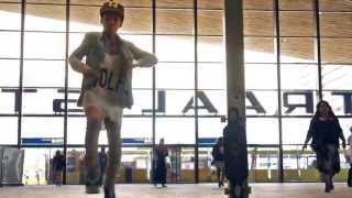 13 year old kid lil blade   rotterdam central station hl   fr4nk art films