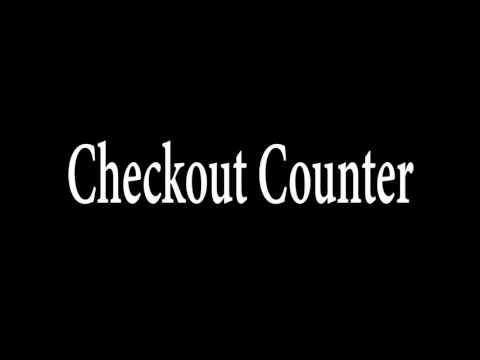 Supermarket(grocery store)  Checkout Counter Sound Effect 2