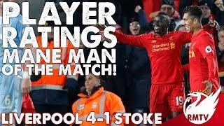 Video Gol Pertandingan Liverpool vs Stoke City