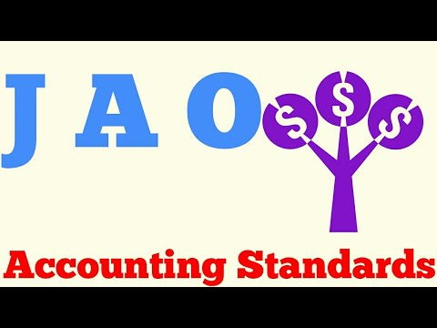 J A O Accounting Standards