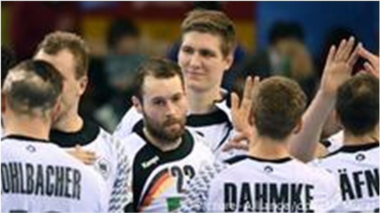 Handball Frankreich Korea
