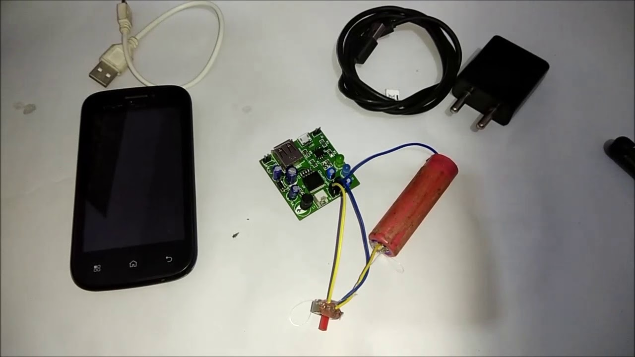 Designing A Power Bank Circuit On Pcb Youtube Waterproof Mobile Phone Boards