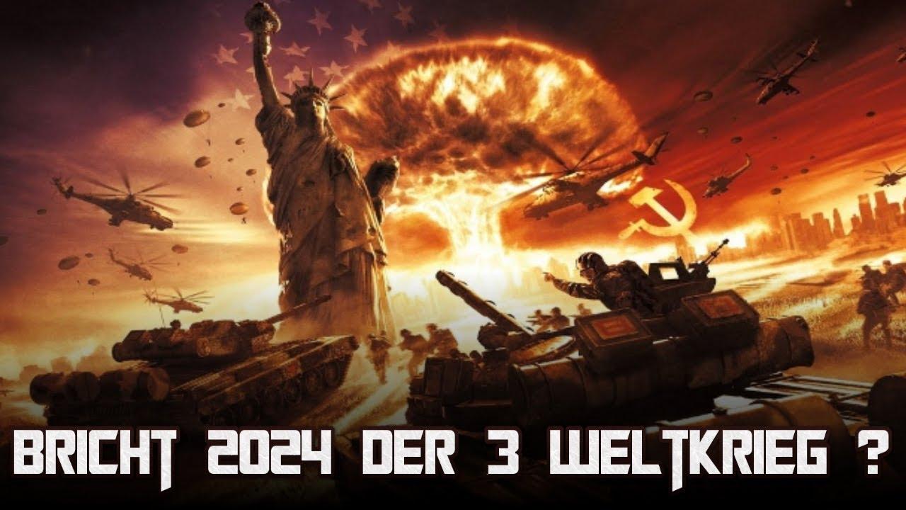 Nostradamus Prophezeiungen 3 Weltkrieg