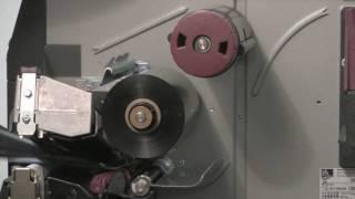 видео Zebra ZM600 (168мм, 300 dpi)