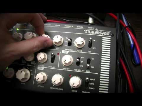 Funky Vibes (Minitaur, QY100, Vermona)