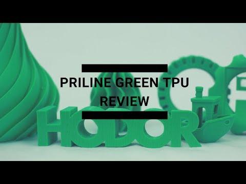 Priline Green TPU Review