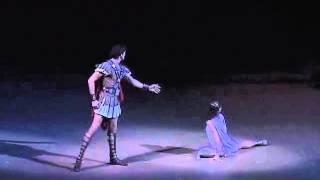 2/3 Spartacus & Phrygia adagio - Korsuntsev & Kondaurova