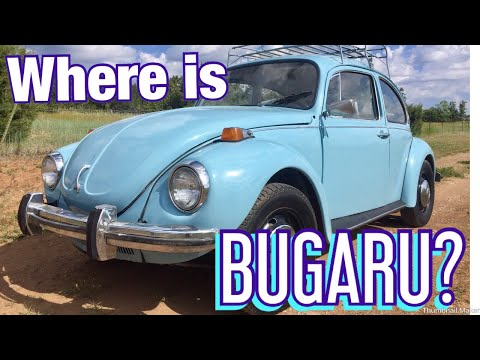 BUGaru turbo Subaru VW Beetle Final