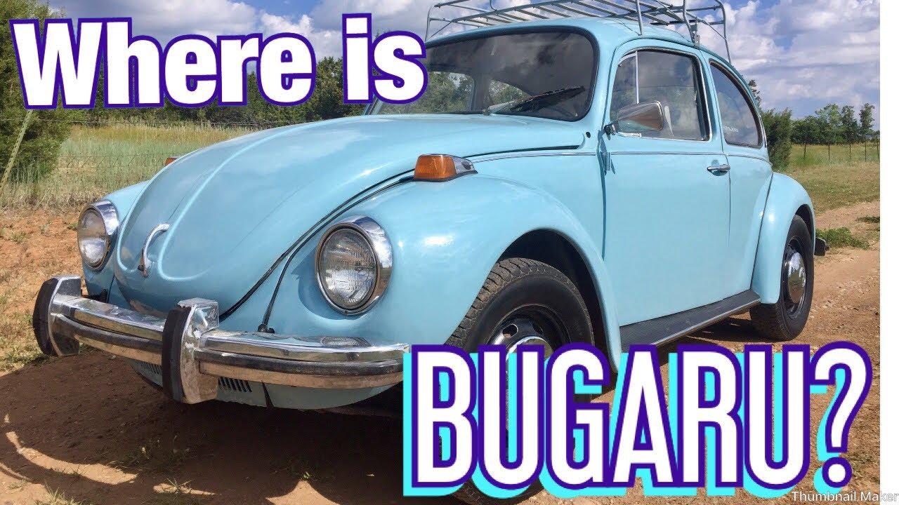 BUGaru turbo Subaru VW Beetle Final