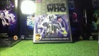 Doctor Who The Moonbase DVD Unboxing