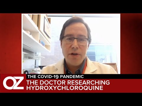 What The Doctor Researching Hydroxychloroquine Needs To Complete His Work