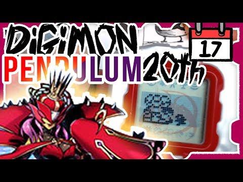 JOGRESS!! RAFFLESIMON!! (Digimon Pendulum Ver.20th [Wave 2] Diary, Day 17) - CWK