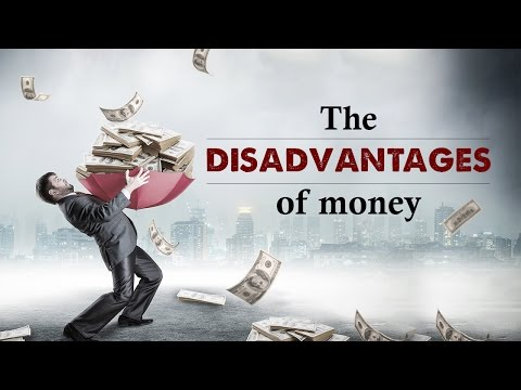 some advantages and some disadvantages on black money
