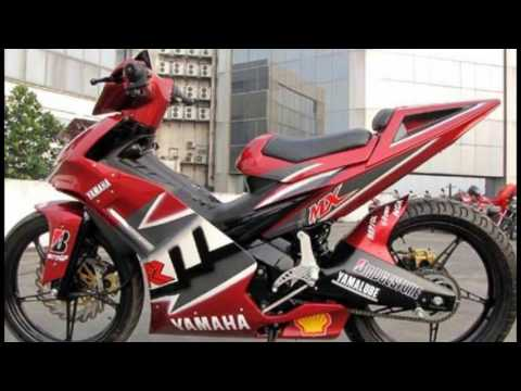 Cah Gagah | Video Modifikasi Motor Yamaha Jupiter MX Sport Keren Terbaru