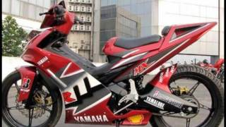 Video Cah Gagah   Video Modifikasi Motor Yamaha Jupiter MX Sport Keren Terbaru download MP3, 3GP, MP4, WEBM, AVI, FLV Juli 2018