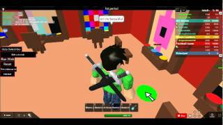 (RBoo1998) How to make real art in Roblox Jr. High School