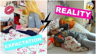 ABENDROUTINE EXPECTATION VS REALITY I Magg andlifestyle