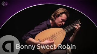 Bonny Sweet Robin - David Mackor [lute] - AVROTROS Klassiek presents! - Live Concert HD