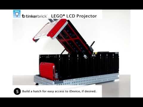 Diy hd beamer lcd projector g p - Beamer leinwand selbstbau ...