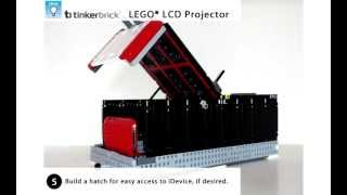 how to build a lcd projector