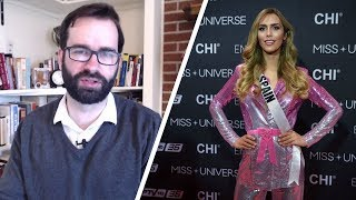 Miss Spain Is Actually A Mister