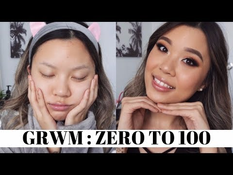 GRWM: 0 to 100 MAKEUP • Go To Everyday Glam