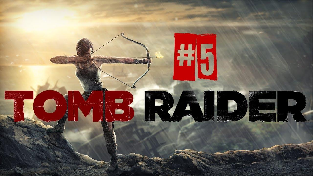 Tomb Raider Bölüm #5 OLUR MU OLUR...!