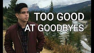 ANTHONY ROSALDO - Too Good At Goodbyes Music Video