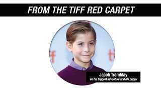 jacob tremblay talks burn your maps the star hed love to meet and puppy rae