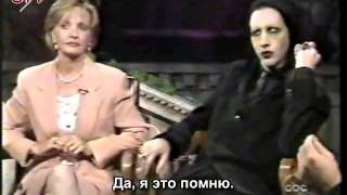 """Politically Incorrect"" Marilyn Manson 13.08.1997"