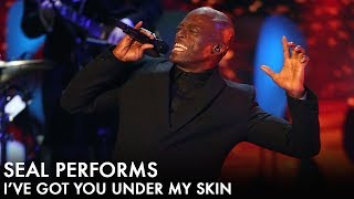 National TV Awards - Seal Performance