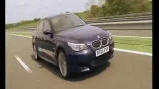 G-Power Hurricane RS Touring - BMW M5 E61 Touing 2011 Videos