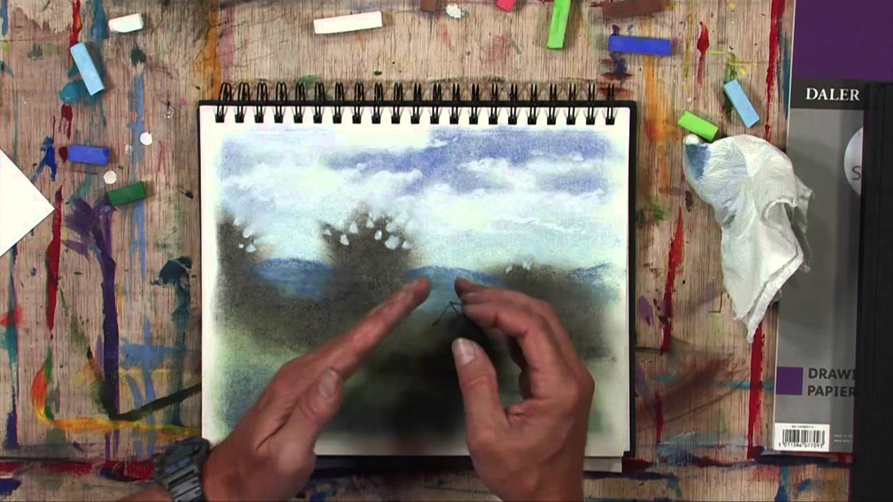 Daler Rowney Simply Sketching How To Draw With Soft