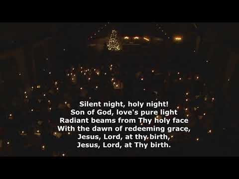 363. Silent Night, Holy Night - The Congregation sings from The Lutheran Service Book.