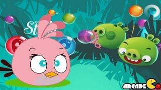 Angry Birds Stella POP! Drop Bad Piggies