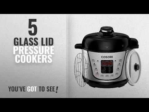 Best Glass Lid Pressure Cookers [2018]: COSORI Mini 2 Qt Programmable Multi-Cooker, Pressure Cooker,
