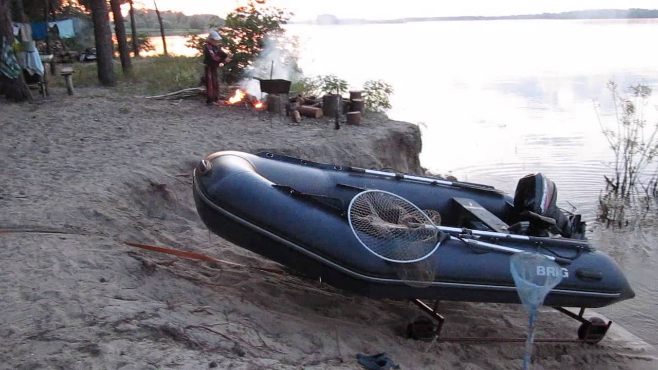 тележка для вытаскивания лодки