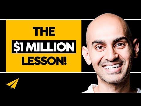 Patel's top ten rules for success.