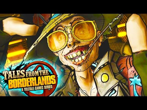 Tales from the Borderlands | Episode 1: ZerO Sum (Let's Play!) (Full Game)
