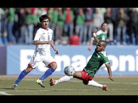 Al Wehdat SC vs FC Altyn Asyr (1:1) 2016 AFC Cup