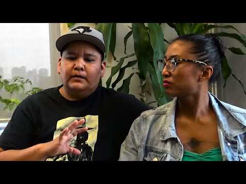 Catherine & Nazbah: Arts-Based Activism