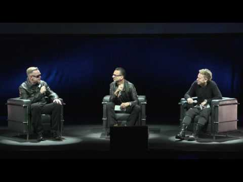Depeche Mode Press Event   1080p h264