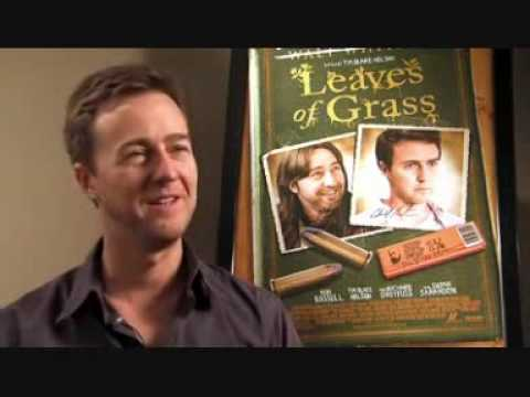Leaves Of Grass interview