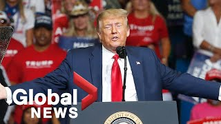 President Trump holds rally in Tulsa, Okla. amid pandemic, anti-Black racism protests | FULL