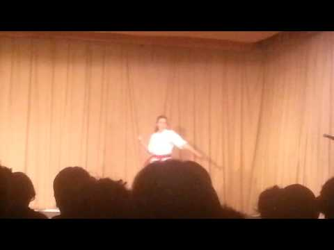 Green street School Talent show act 6